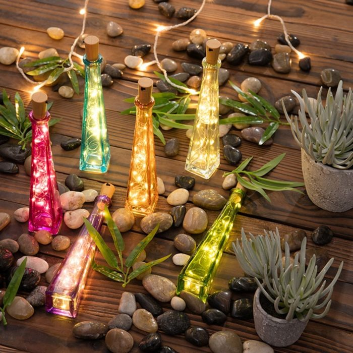 Wine Bottle Lights Fairy String Lights