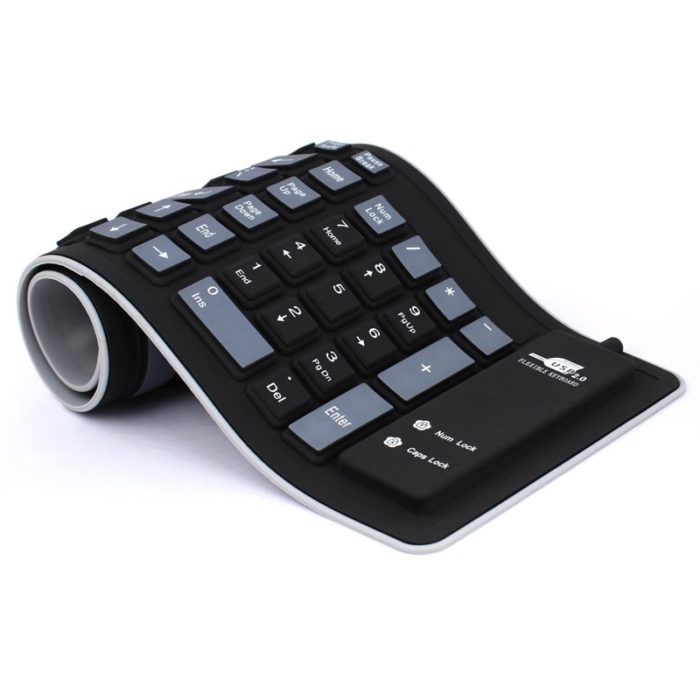 Silicone Keyboard USB Computer Accessory