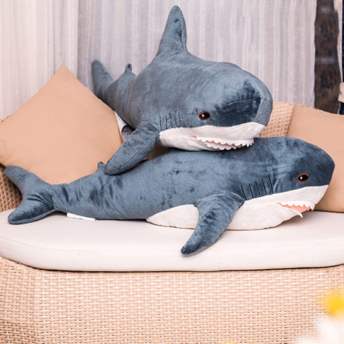 Shark Stuffed Animal Soft Plush Toy