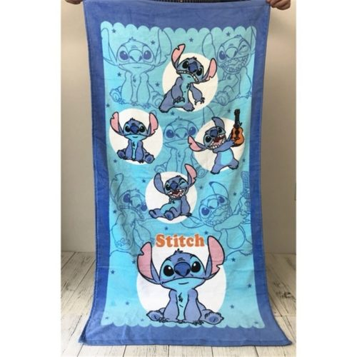 Childrens Bath Towel Cartoon Design