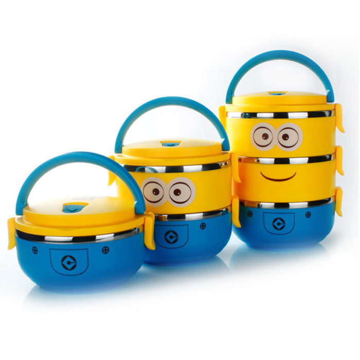 Insulated Lunch Box For Kids Thermal Container