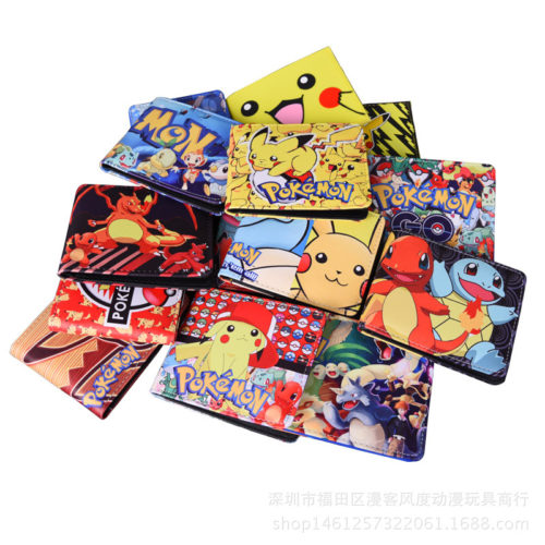 Cartoon Wallet For Children