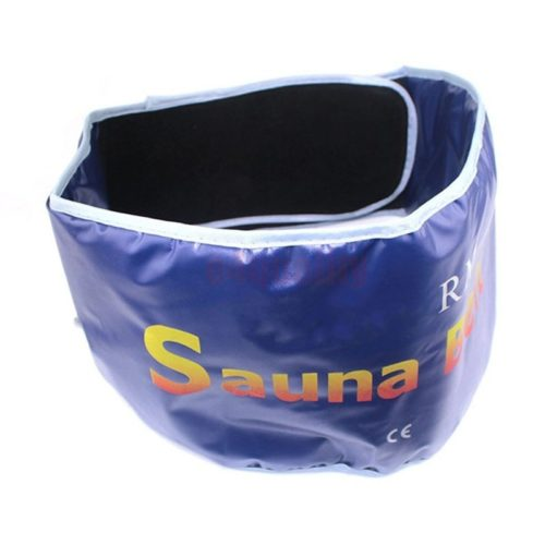 Sauna Belt Tummy Shaper Fat Burner