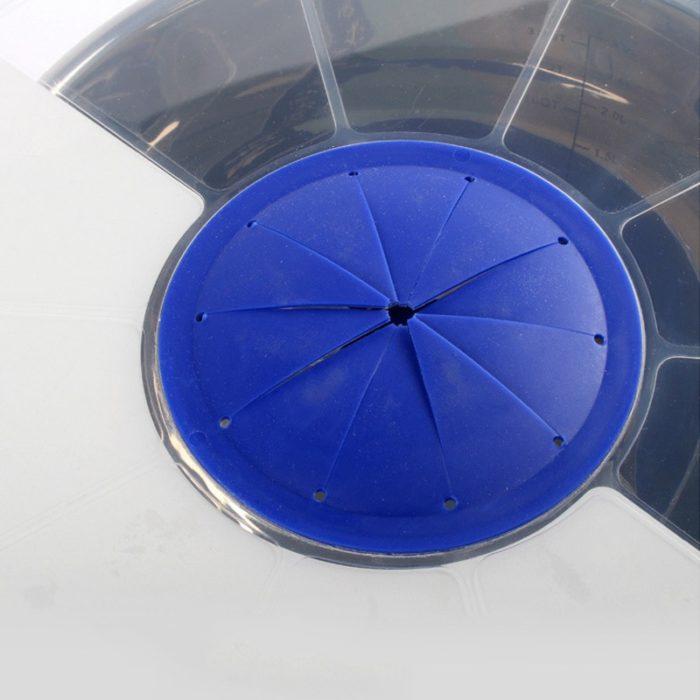 Splatter Guard Mixing Bowl Cover