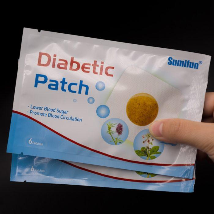 Diabetic Patch Herbal Blood Sugar Control