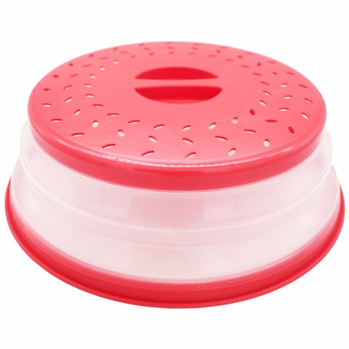 Microwave Cover Collapsible Oven Lid