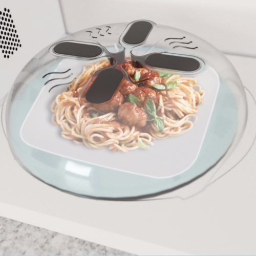 Microwave Plate Cover Food Lid