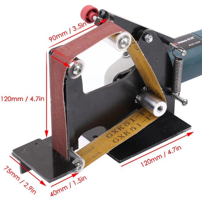 Belt Grinder Sanding Belt Machine