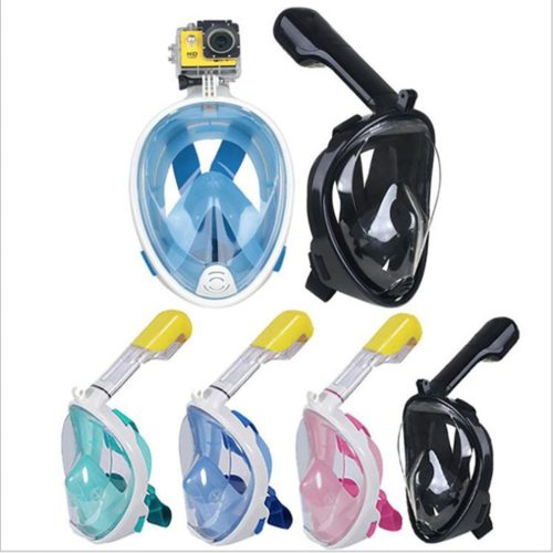 Full Mask Snorkel Diving Equipment