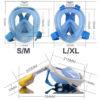 Full Mask Snorkel Diving Equipment