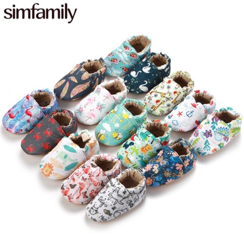 Soft Sole Baby Shoes Footwear
