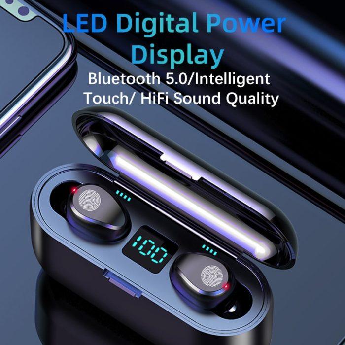 Mini Bluetooth Earbuds Intelligent Device