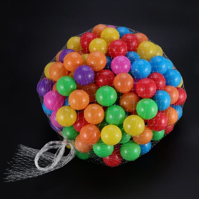 Ball Pit Balls Multi-Color 200PC Set