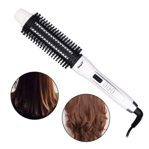 Curling Brush 2-in-1 Ceramic Brush