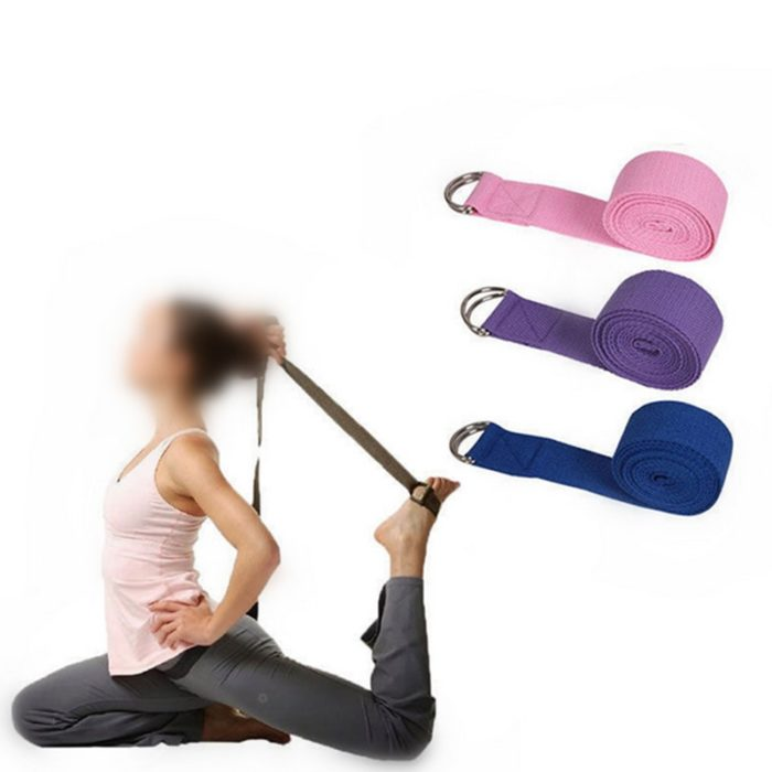 Yoga Belt Fitness Accessory