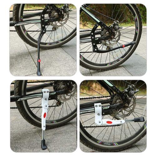 Bike Kickstand Side Support
