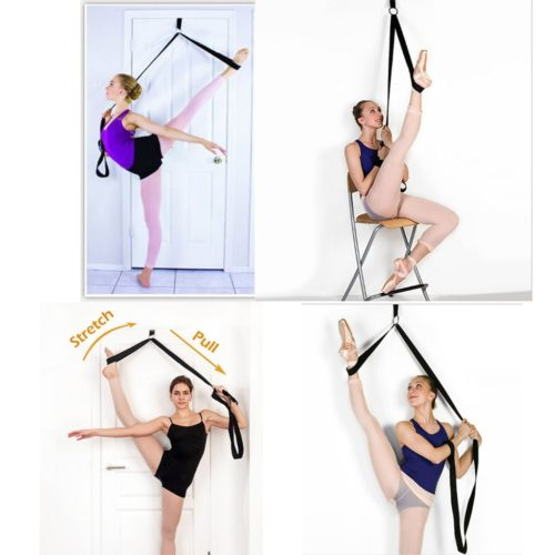 Stretch Strap Flexibility Exercise Band