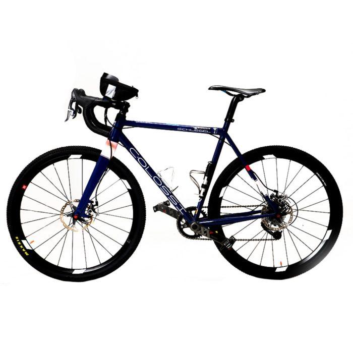 "Bicycle Handlebar Bag 6.5"" Phone Holder"