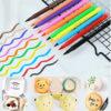 Edible Pen Food Coloring Brush