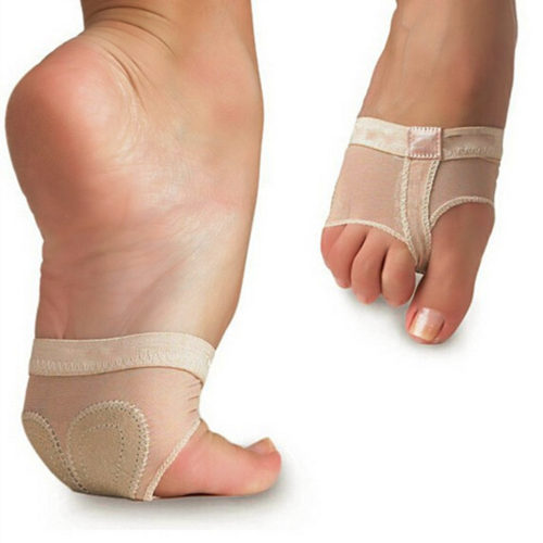 Foot Thongs One Pair Ballet Footwear