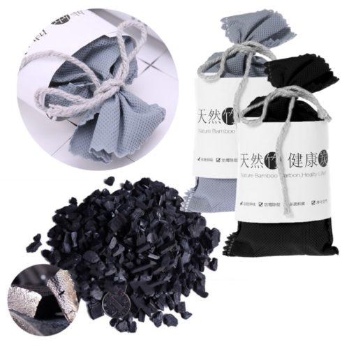 Charcoal Air Freshener Odor Absorber