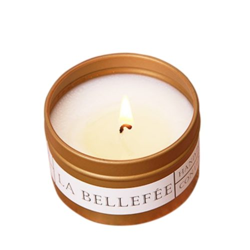 Fragrance Candle Rose Oil Aromatherapy