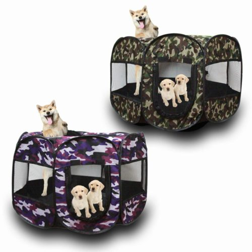 Portable Dog Pen Pet Playpen