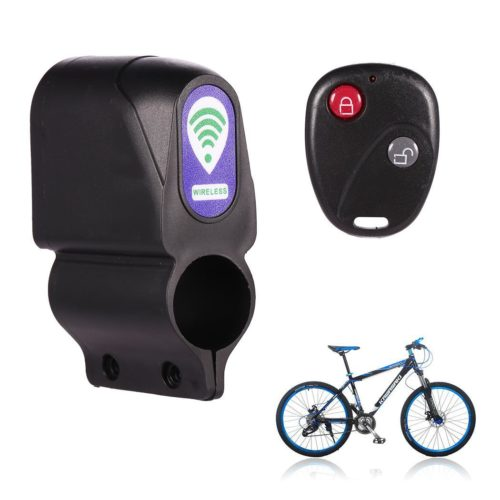 Bicycle Alarm with Remote Control