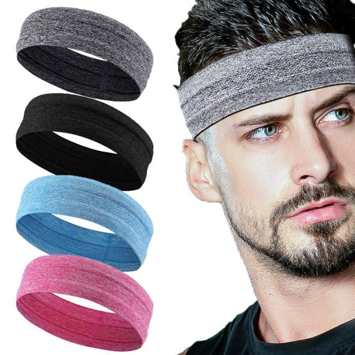 Running Headband Outdoor Sports Sweatbands