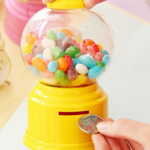 Gumball Machine Kids Candy Dispenser