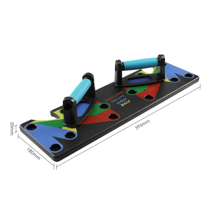 Push up Board 9in1 Chest and Arm Toner
