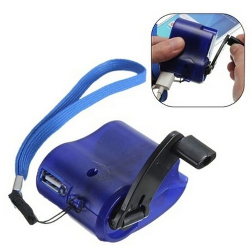 Hand Crank Charger Emergency and Travel