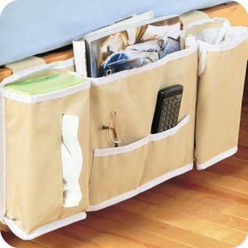 Bedside Organizer Hanging Storage Bag