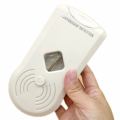Earthquake Alarm Wall-Mounted Device