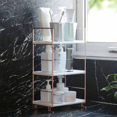 Bathroom Organizer Shelf Multi-Layer Rack