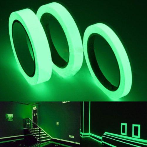 Glow Tape Luminous Safety Sticker