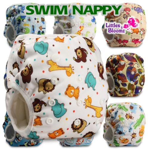 Baby Swim Pants Reusable Anti-leak Diaper