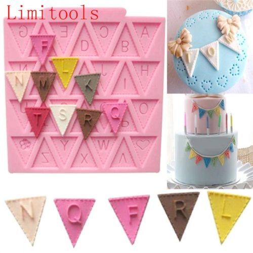 Fondant Molds Silicone Cake Decor Shaper