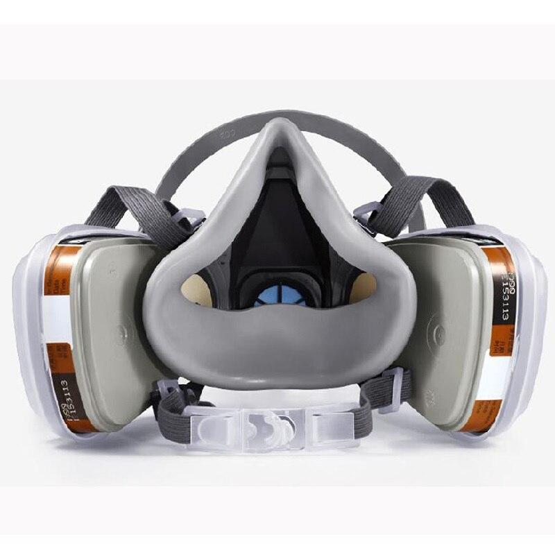 Spray Paint Mask >> Spray Paint Mask 9pc Respirator Set