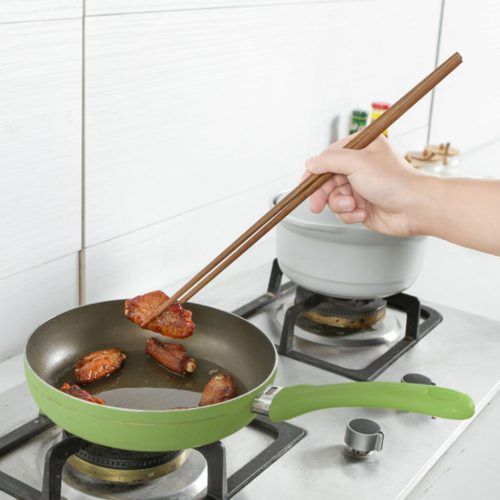 Cooking Chopsticks Wooden Utensils