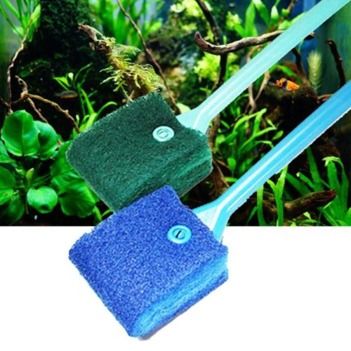 Aquarium Glass Cleaner Sponge Brush
