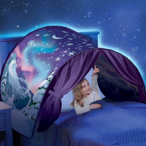 Kids Bed Tent Pop-Up Sleeping Tent