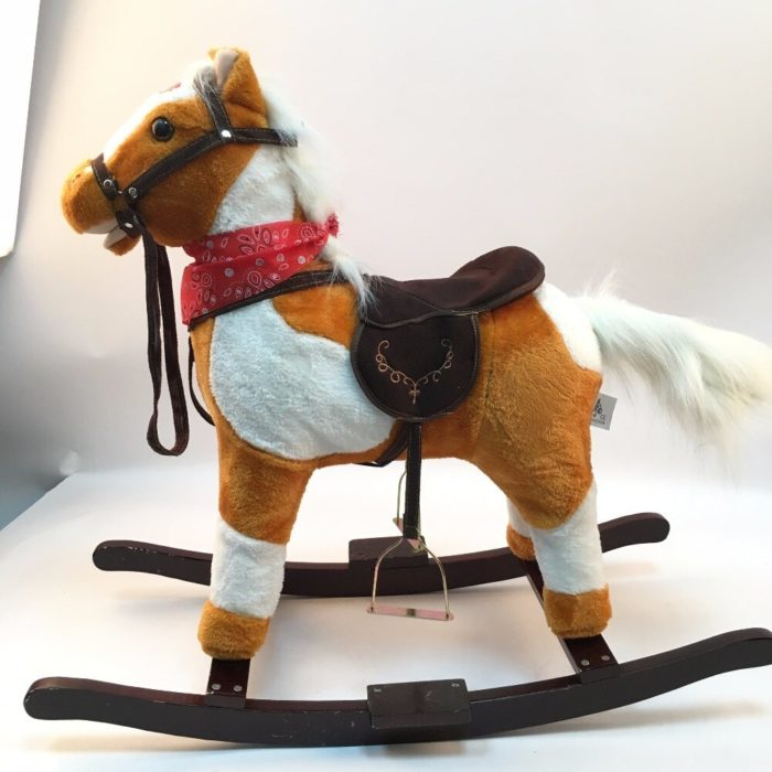 Rocking Horse Toy Musical Pony