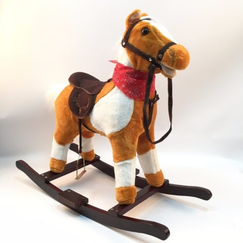 Rocking Horse Toy Musical Pony