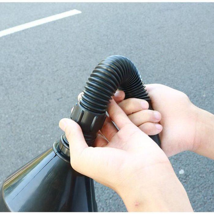 Oil Funnel 3-in-1 Plastic Car Accessory