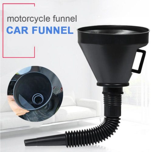 Oil Funnel 3-in-1 Plastic Car Accessory