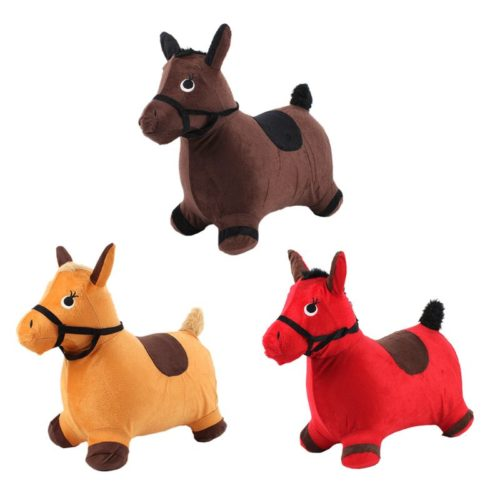 Bouncy Horse Inflatable Kids Toy