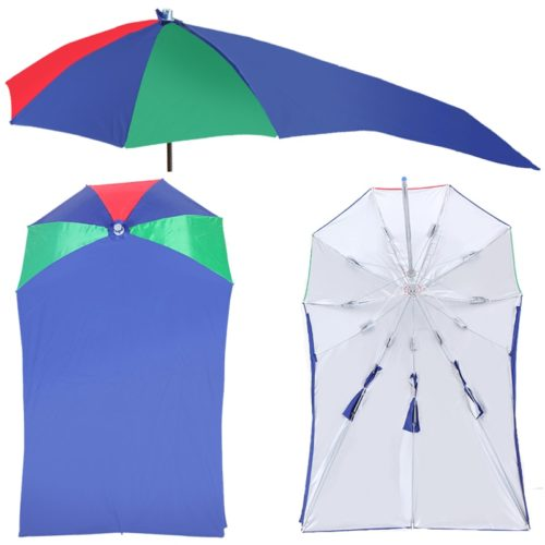 Bike Umbrella Foldable Sun Shade