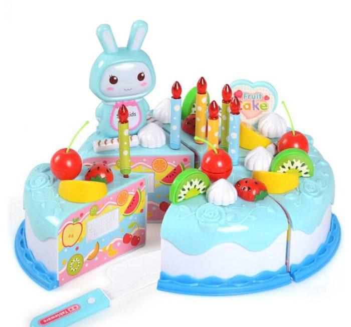 Toy Cake Kid's Pretend Play