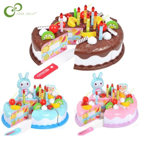 Toy Cake Kid's Pretend Play